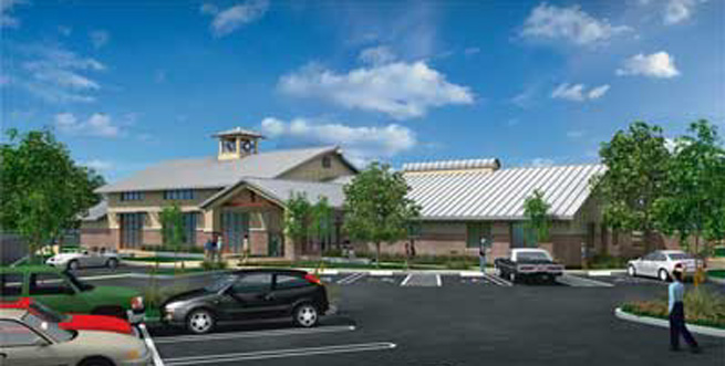 Picture of Brentwood Senior Center