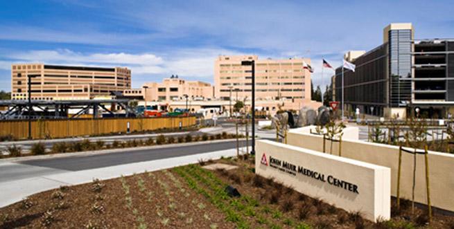 Picture of John Muir Medical Center in Walnut Creek